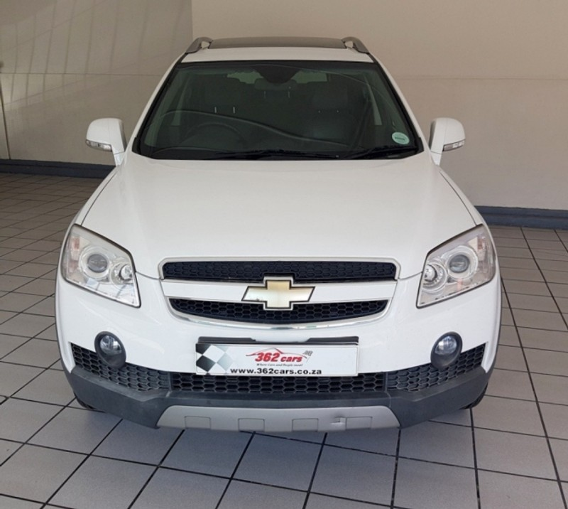 Used Chevrolet Captiva: Used Chevrolet Captiva 7 SEATER For Sale In Western Cape
