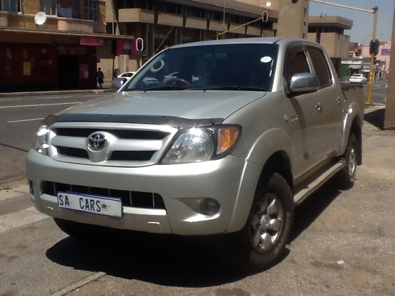 used toyota hilux cash only for sale in gauteng id 2717432. Black Bedroom Furniture Sets. Home Design Ideas