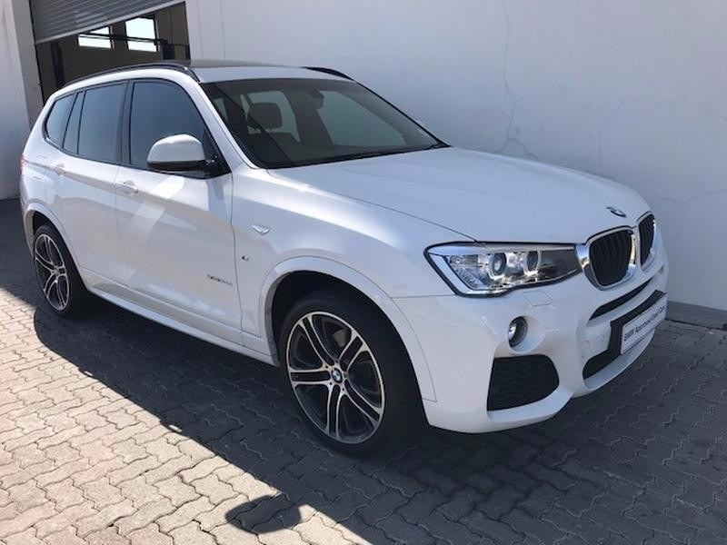used bmw x3 xdrive20d m sport a t for sale in gauteng. Black Bedroom Furniture Sets. Home Design Ideas