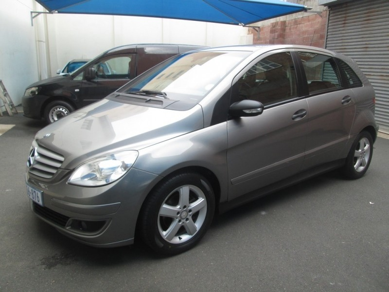 Used mercedes benz b class b 170 a t for sale in kwazulu for Mercedes benz b class 2007