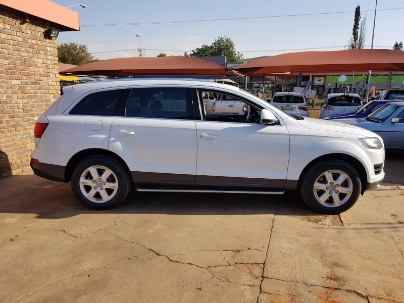 used audi q7 3 0 tdi v6 quattro tip for sale in gauteng id 2718998. Black Bedroom Furniture Sets. Home Design Ideas