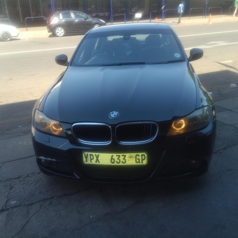 Used BMW 3 Series 320i M Sport Auto For Sale In Gauteng
