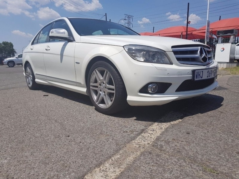 Used mercedes benz c class c 280 sport at for sale in for Mercedes benz c class sport for sale