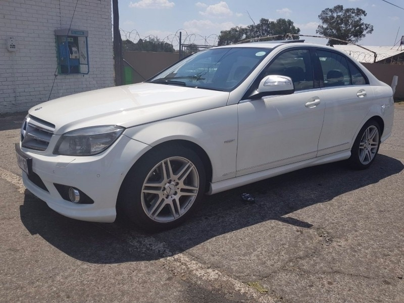 Used mercedes benz c class c 280 sport at for sale in for Mercedes benz c class 2008 for sale
