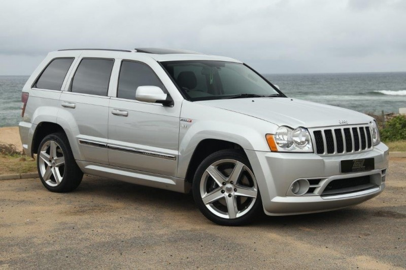 used jeep grand cherokee srt8 for sale in kwazulu natal id 2724646. Black Bedroom Furniture Sets. Home Design Ideas