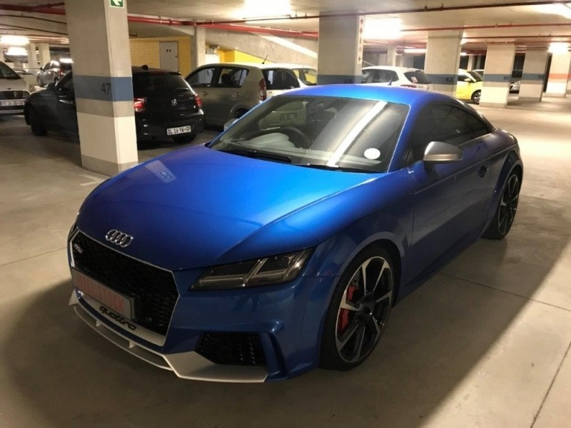 used audi tt rs quattro coupe stronic call ken 071 0653440 for sale in western cape. Black Bedroom Furniture Sets. Home Design Ideas