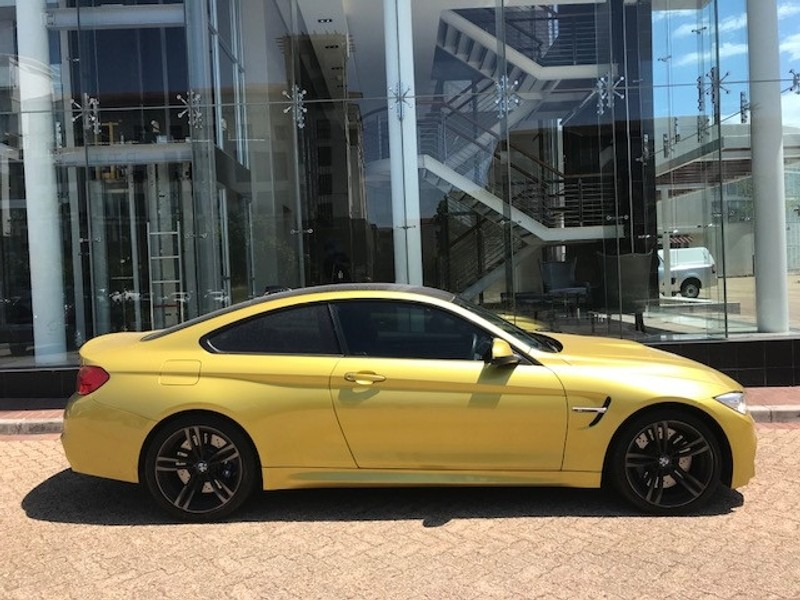used bmw m4 coupe m dct for sale in western cape id 2726156. Black Bedroom Furniture Sets. Home Design Ideas