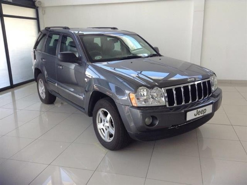 Used Jeep Grand Cherokee 30 Crd Laredo For Sale In Western Cape