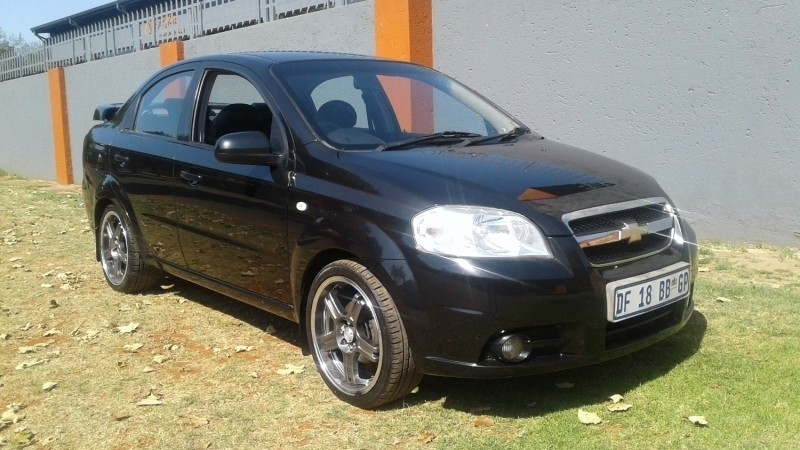 used chevrolet aveo 1 5 lt for sale in gauteng. Black Bedroom Furniture Sets. Home Design Ideas