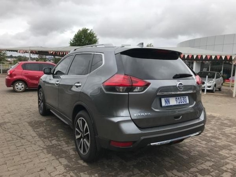 used nissan x trail 2 5 acenta plus 4x4 cvt 7s for sale in kwazulu natal id 2728620. Black Bedroom Furniture Sets. Home Design Ideas