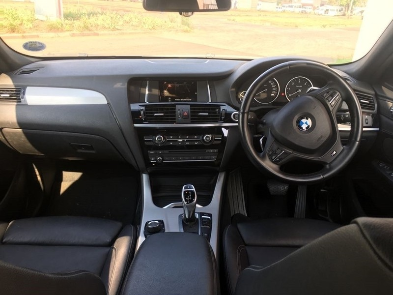 Used Bmw X4 Xdrive30d M Sport For Sale In Western Cape