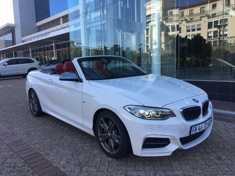 used bmw m2 m240i auto for sale in western cape id 2729722. Black Bedroom Furniture Sets. Home Design Ideas