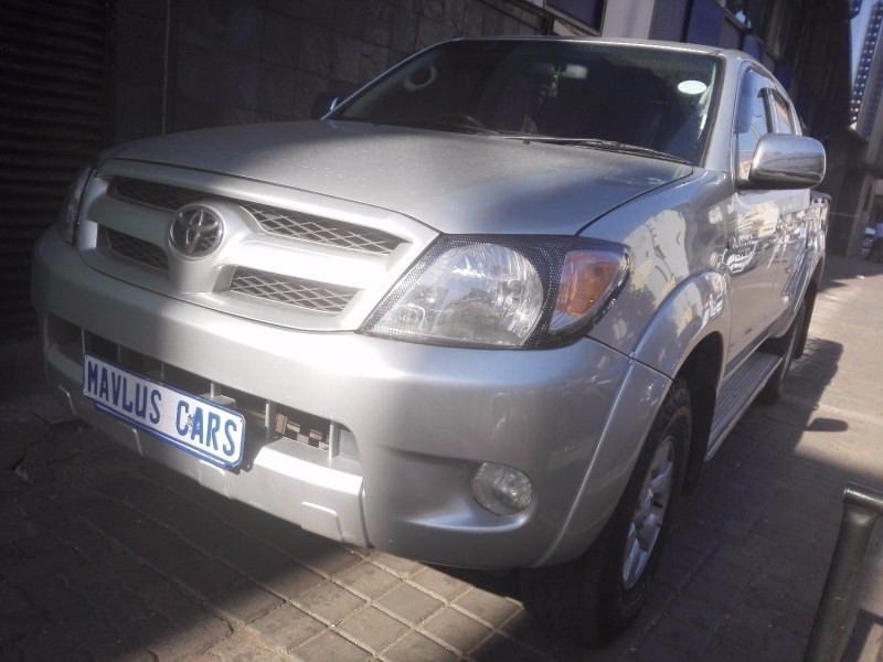 used toyota hilux 2 7 vvti cash only for sale in gauteng id 2731616. Black Bedroom Furniture Sets. Home Design Ideas