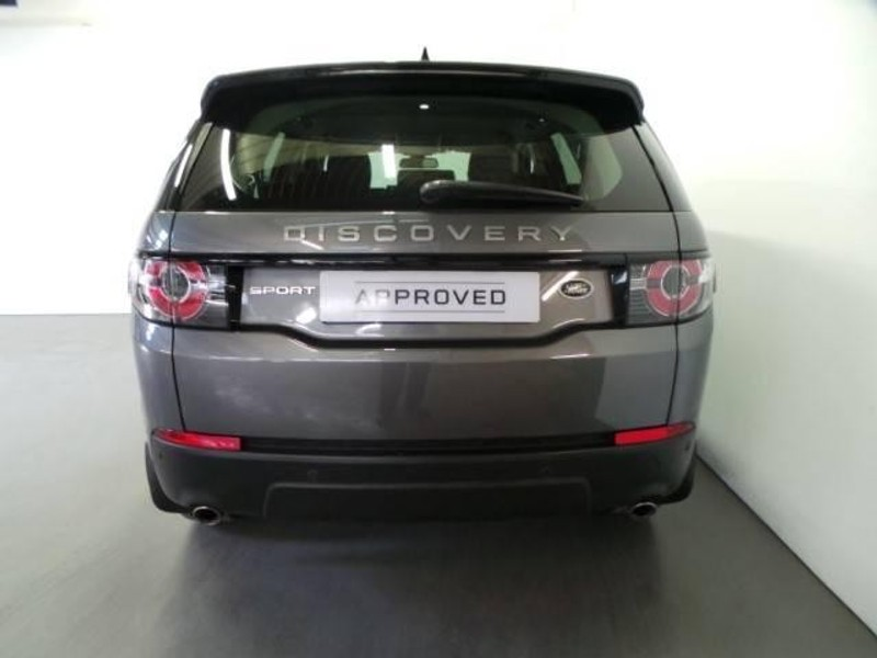 used land rover discovery sport d pure for sale in gauteng id 2732656. Black Bedroom Furniture Sets. Home Design Ideas