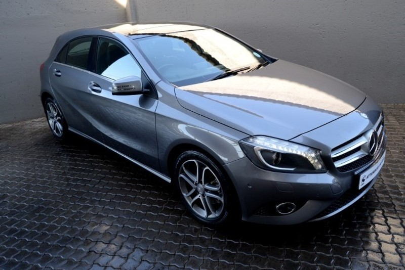used mercedes benz a class a 220d style auto for sale in gauteng id 2732858. Black Bedroom Furniture Sets. Home Design Ideas