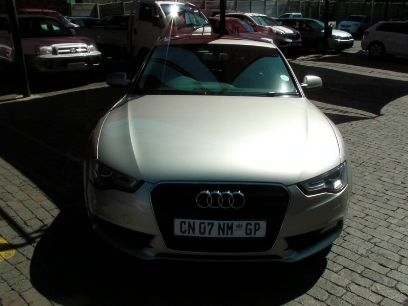 used audi a5 2 0t fsi multi for sale in gauteng id 2733054. Black Bedroom Furniture Sets. Home Design Ideas