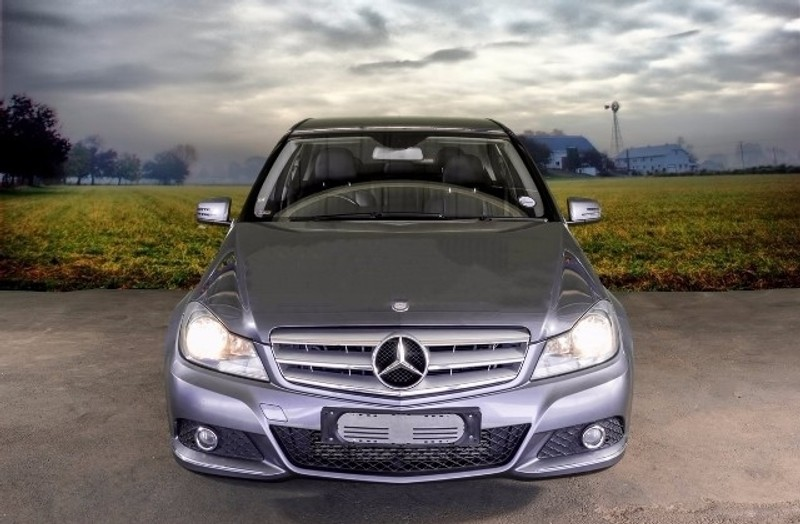 Used mercedes benz c class c180 be classic avantgarde for for Silver spring mercedes benz service