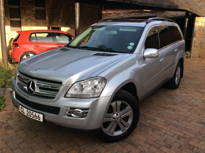 Used mercedes benz gl class gl 500 for sale in western for 2007 mercedes benz gl class for sale