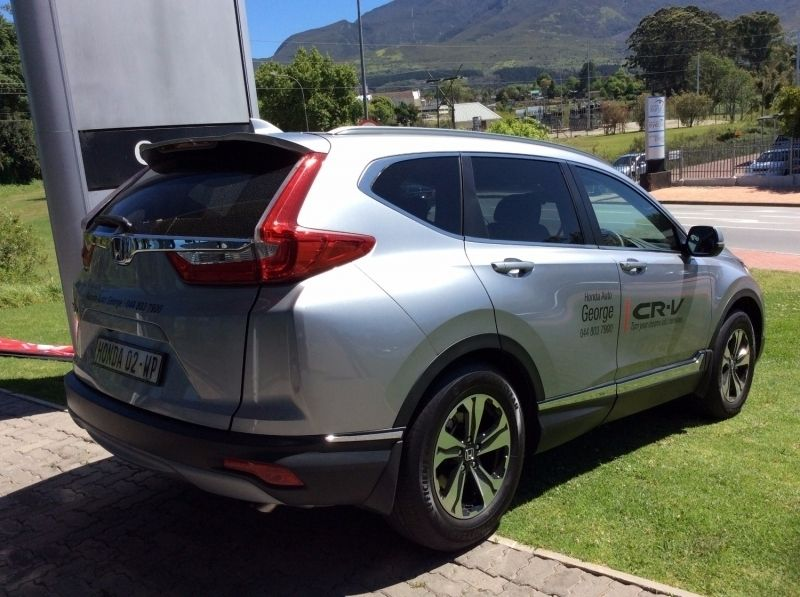 used honda cr v 2 0 comfort cvt for sale in western cape id 2733818. Black Bedroom Furniture Sets. Home Design Ideas