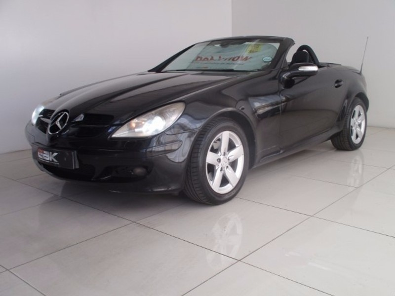 used mercedes benz slk class slk 200 for sale in gauteng. Black Bedroom Furniture Sets. Home Design Ideas