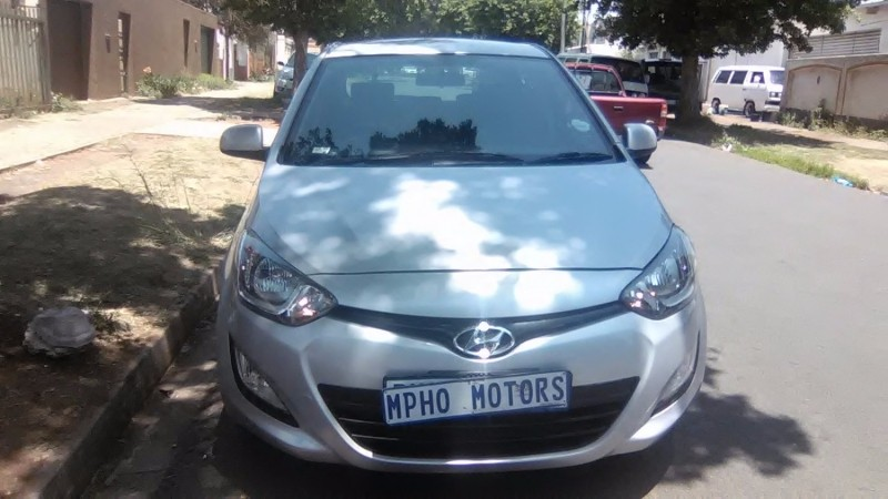 Used Hyundai I20 1 2 For Sale In Gauteng Id