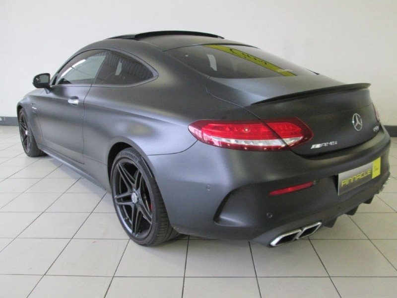 used mercedes benz c class amg coupe c63s for sale in gauteng id 2734366. Black Bedroom Furniture Sets. Home Design Ideas