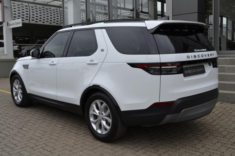 Used Land Rover Discovery 3 0 Td6 Se For Sale In Kwazulu