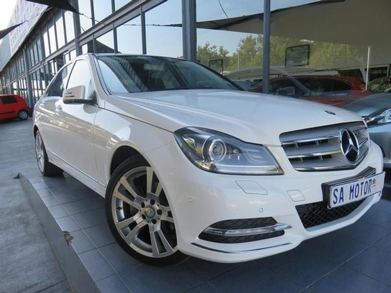 Used Mercedes Benz C Class C250 Cdi Be Avantgarde A T For