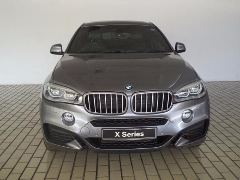 Used Bmw X6 Xdrive40d M Sport For Sale In North West