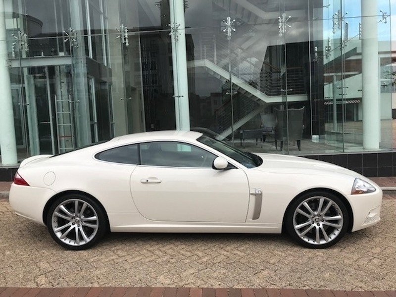 used jaguar xk xkr coupe for sale in western cape cars. Black Bedroom Furniture Sets. Home Design Ideas