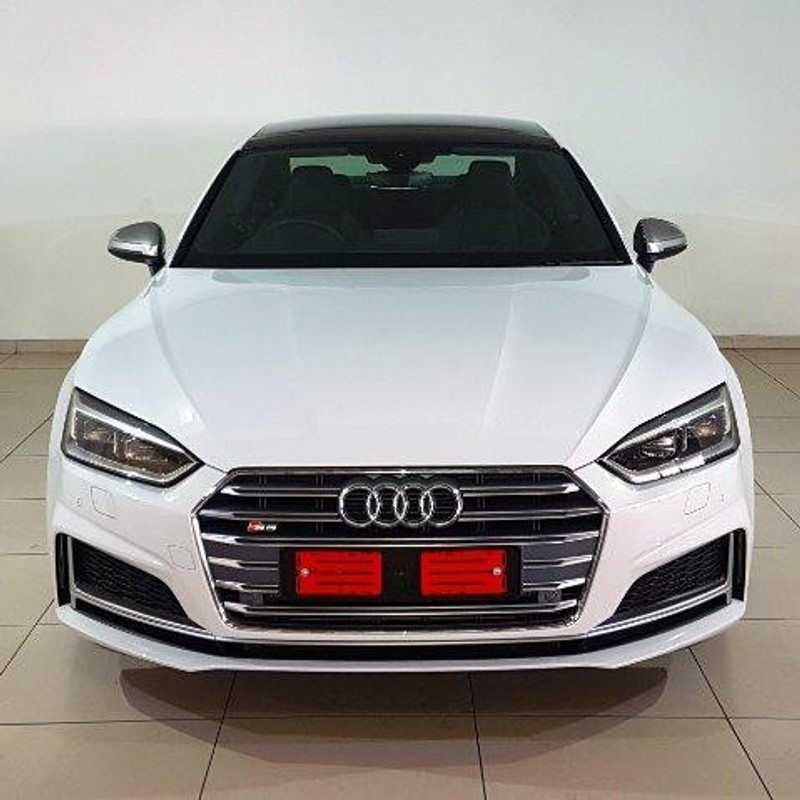 Used Audi S5 3.0T FSI Quattro Tiptronic For Sale In