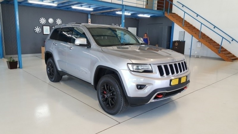 Used Jeep Grand Cherokee 30l V6 Crd Ltd For Sale In Western Cape