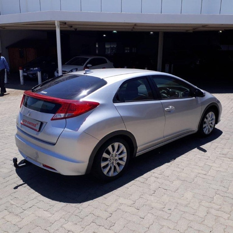 used honda civic 1 8 executive 5dr for sale in gauteng id 2739722. Black Bedroom Furniture Sets. Home Design Ideas
