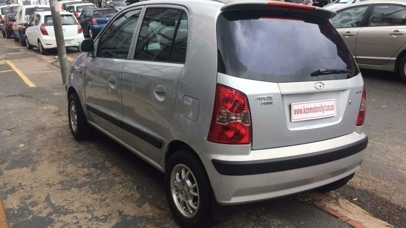 Used Hyundai Atos 1 1 Gls For Sale In Kwazulu Natal Cars