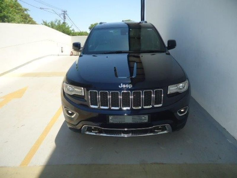 used jeep grand cherokee 3 6 overland for sale in gauteng id 2741246. Black Bedroom Furniture Sets. Home Design Ideas