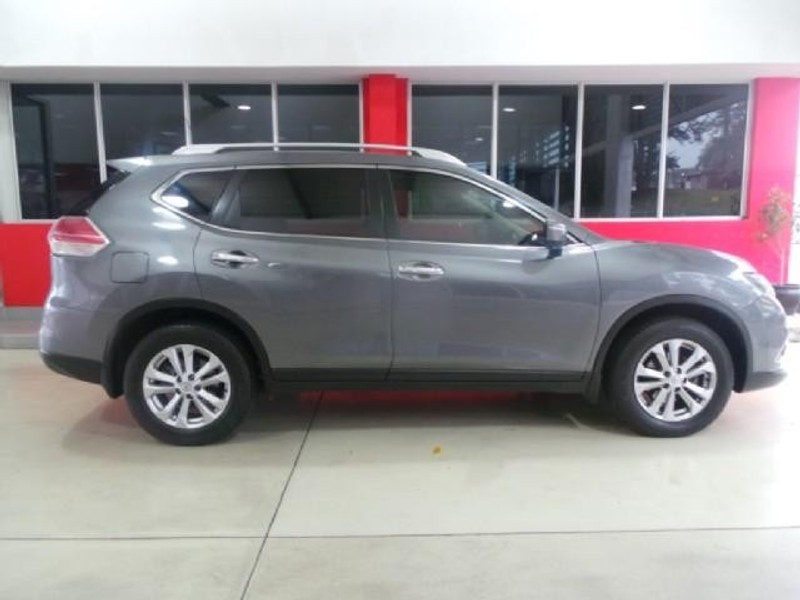 Used Nissan X Trail 2 5 Se 4x4 Cvt T32 For Sale In