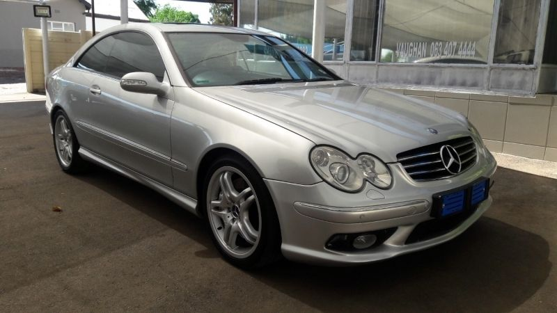Used mercedes benz clk class clk 55 amg for sale in for Mercedes benz clk55 amg for sale