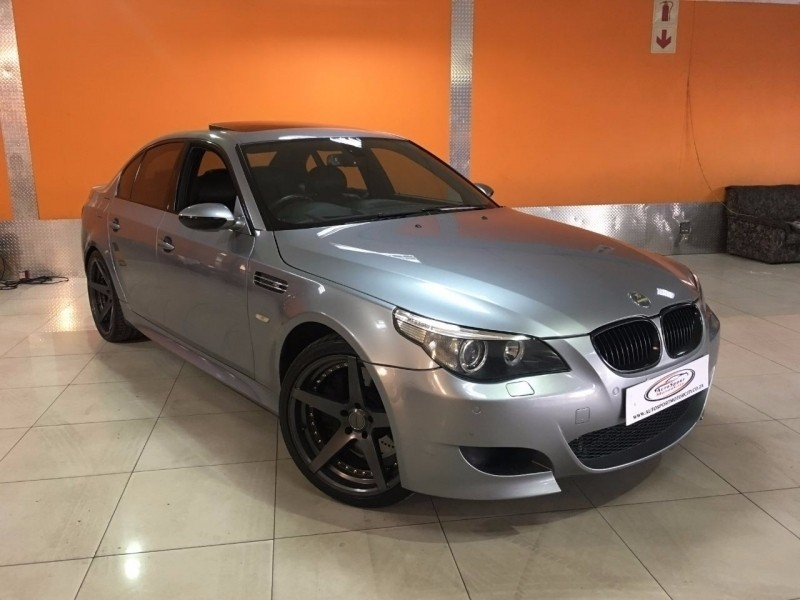 used bmw m5 smg e60 for sale in gauteng id 2744400. Black Bedroom Furniture Sets. Home Design Ideas