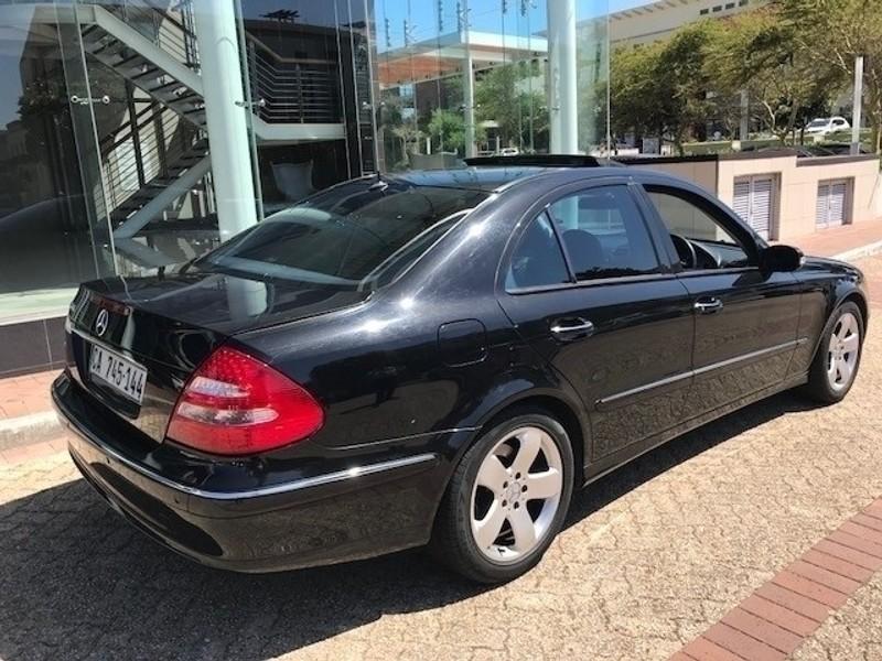 Used mercedes benz e class e 500 avantgarde for sale in for 2004 mercedes benz e500 for sale