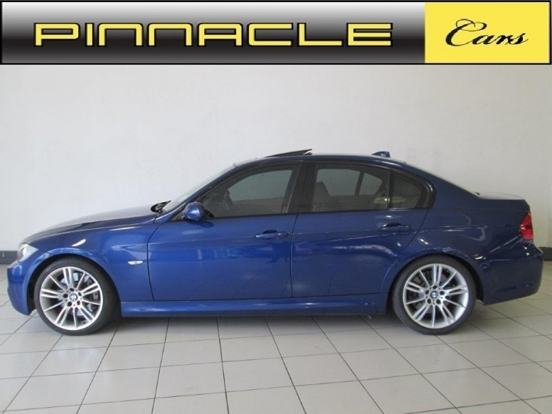 used bmw 3 series 335i m sport auto e90 for sale in. Black Bedroom Furniture Sets. Home Design Ideas