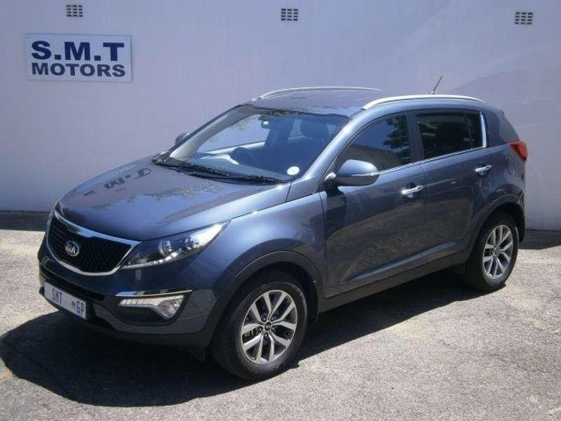 Used Kia Sportage 2 0 Crdi Auto For Sale In Gauteng Cars