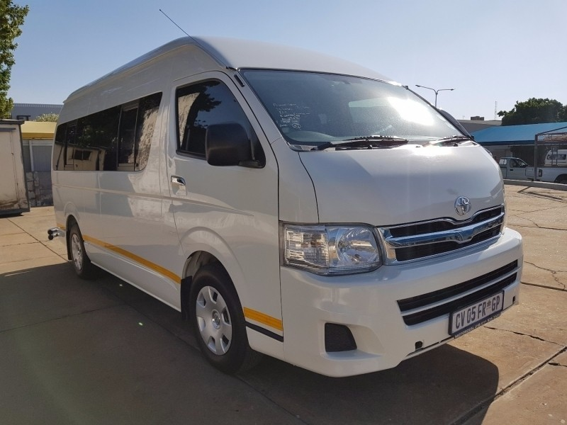 Used Toyota Quantum 2.5 D-4d 14 Seat GL for sale in ...