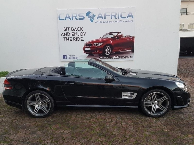 Used mercedes benz sl class sl 63 amg for sale in western for 2008 mercedes benz sl550 for sale