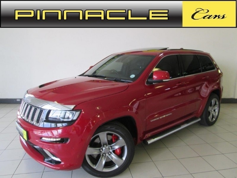 used jeep grand cherokee 6 4 srt auto for sale in gauteng id 2751998. Black Bedroom Furniture Sets. Home Design Ideas