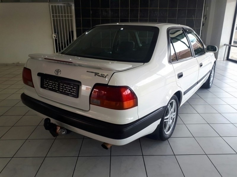used toyota corolla 1 6 rsi for sale in gauteng id 2752116. Black Bedroom Furniture Sets. Home Design Ideas