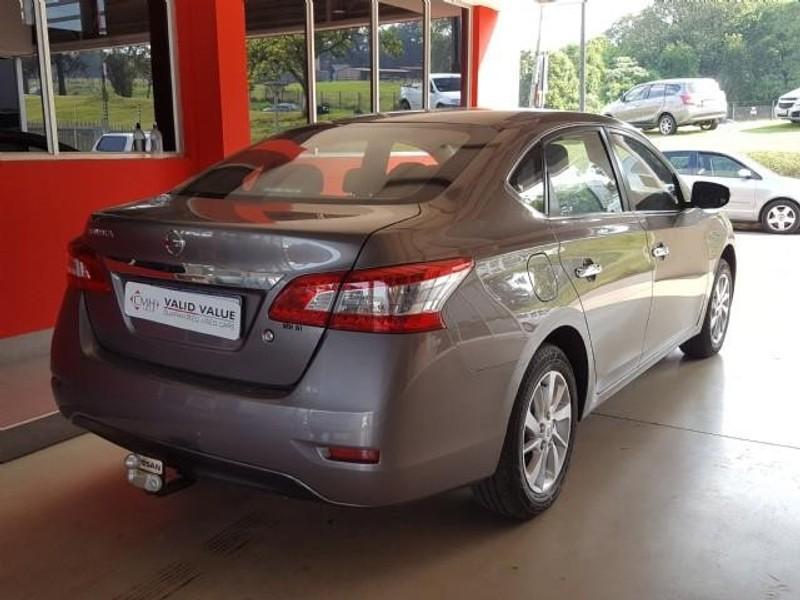 Used Nissan Sentra 1 6 Acenta For Sale In Kwazulu Natal