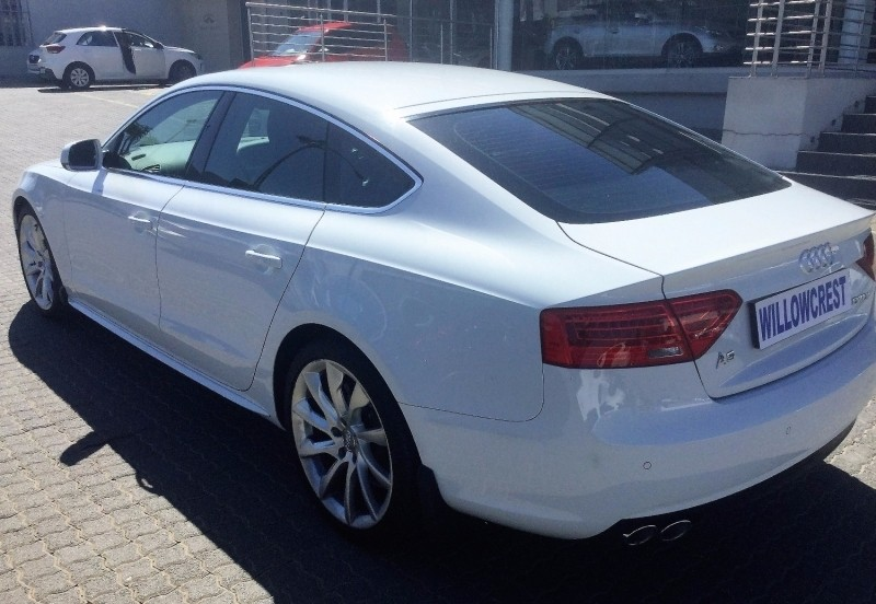 Audi a5 tdi for sale gauteng