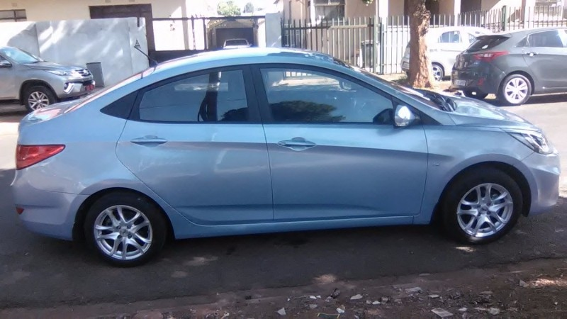 Used Hyundai Accent 1 6 Gls For Sale In Gauteng