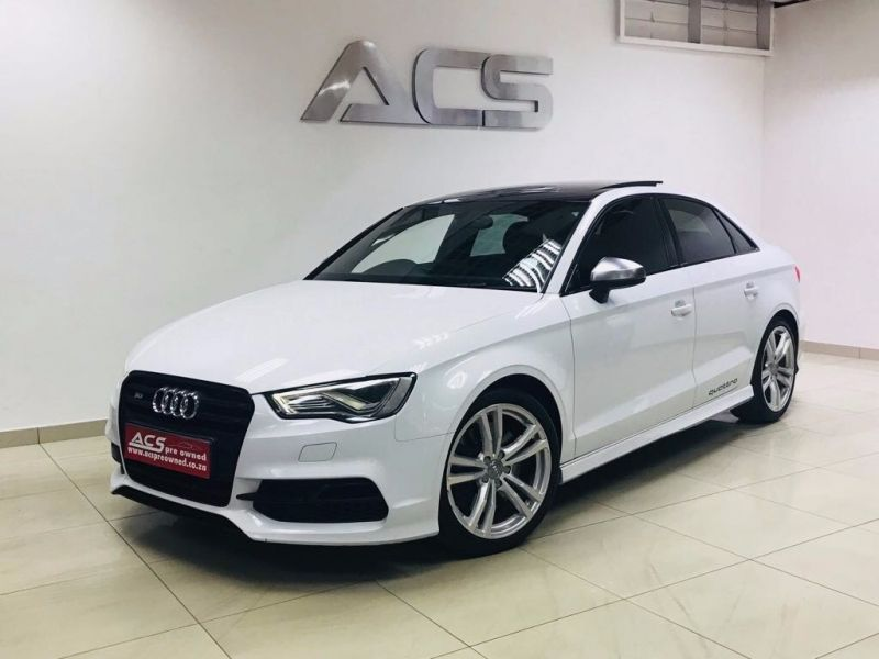 Audi s3 sedan for sale in gauteng 9