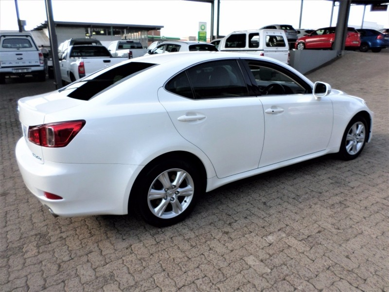 used lexus is 250 ex a t for sale in mpumalanga id 2756986. Black Bedroom Furniture Sets. Home Design Ideas